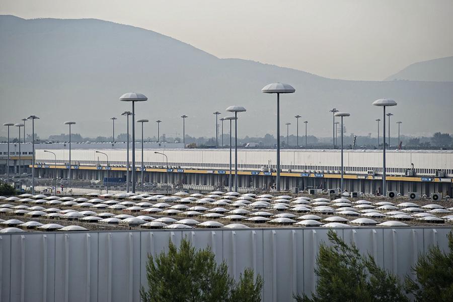 General Membrane a Nola con il più grande impianto solare fotovoltaico integrato