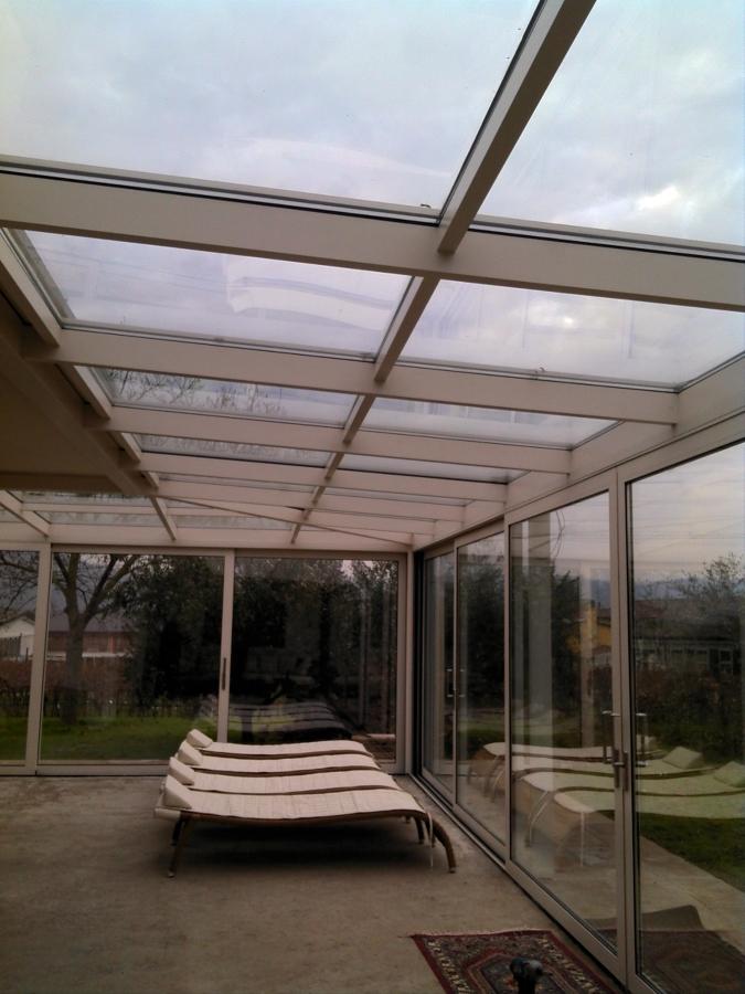 Foto giardino d 39 inverno 2 di serramenti veronesi 56068 - Giardino d inverno normativa ...
