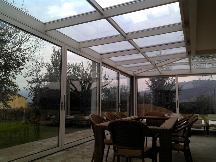 Foto giardino d 39 inverno 3 di serramenti veronesi 56069 - Giardino d inverno normativa ...