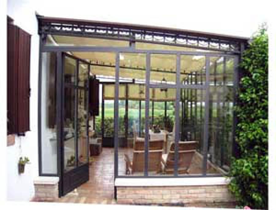 Foto giardino di inverno di euromec di costo isabella - Giardino di inverno ...
