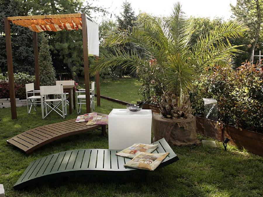 Foto giardino mediterraneo di societa 39 agricola - Giardino mediterraneo ...