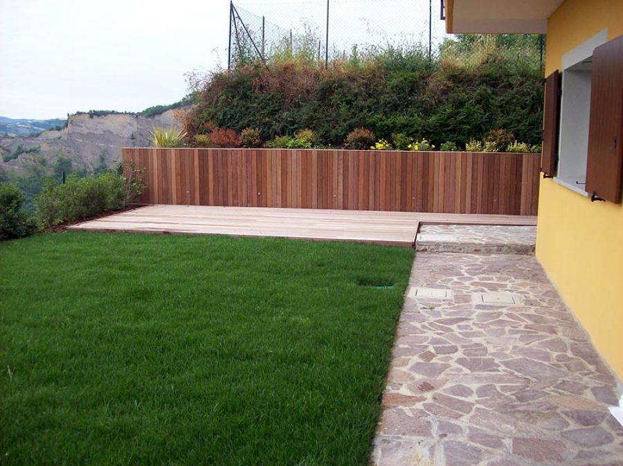 Idee giardino moderno idea creativa della casa e dell - Giardino moderno design ...