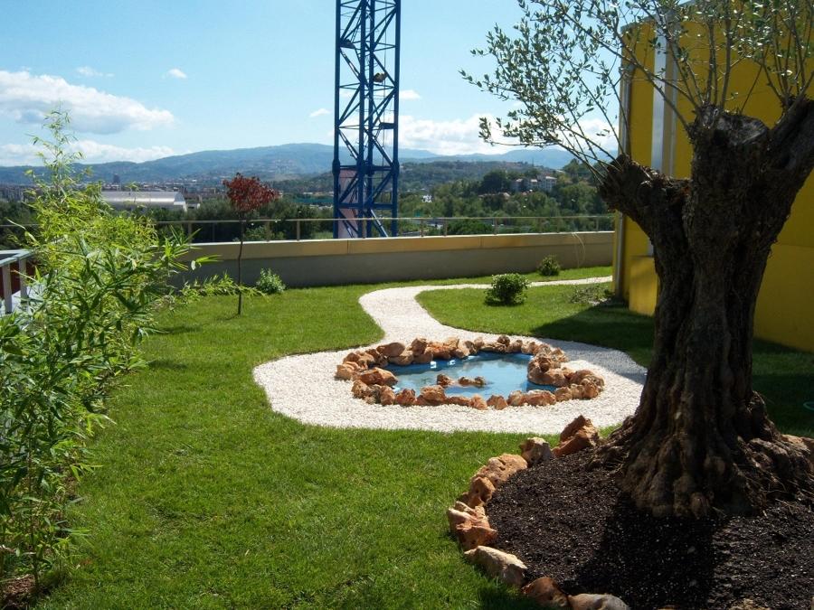Il verde ad alta quota! Tetti e terrazzi giardino