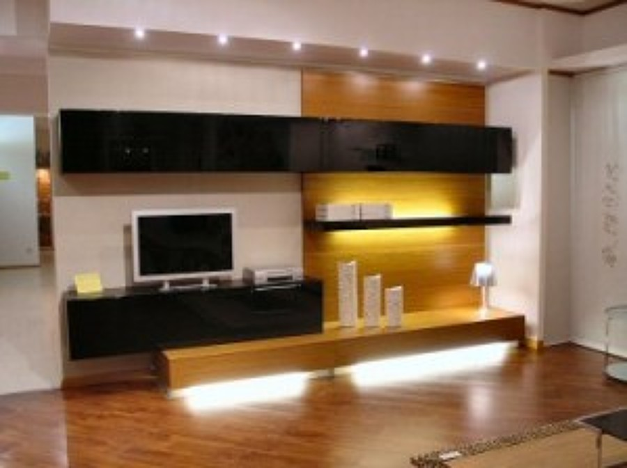 Foto illuminazione salotto di new elettrobiesse srls for Illuminazione salotto