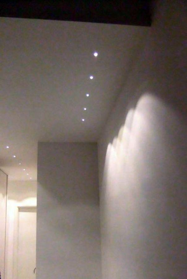 Foto: Illuminazione Corridoio con Micro-spot Led di Luceled Pro Srl #46088 - ...