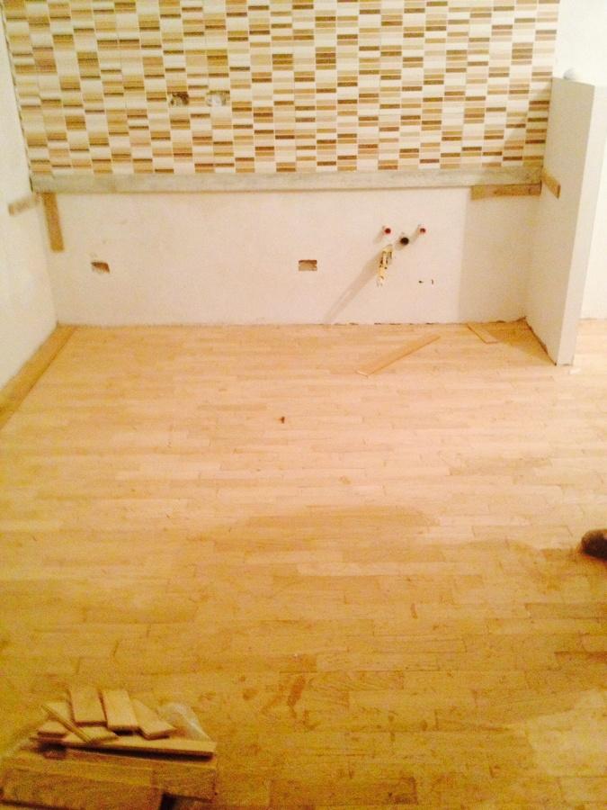 Foto rifacimento cucina di nicol asaro 404924 habitissimo - Piastrellisti a trieste ...