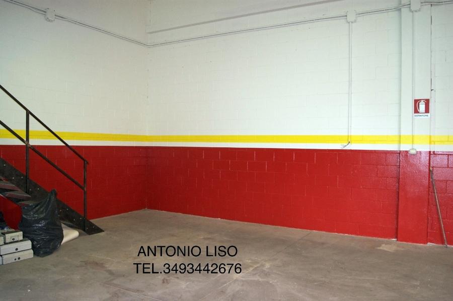 Foto: Imbiancatura a Spruzzo Capannoni di Antonio Liso #77797 - Habitissimo