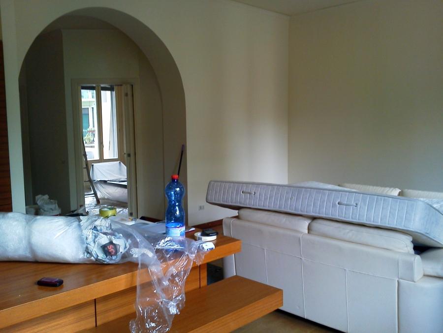Imbiancatura appartamento Milano