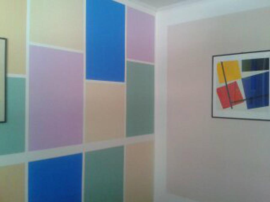 Foto imbiancature speciali di isocap 200709 habitissimo for Imbiancatura delle pareti