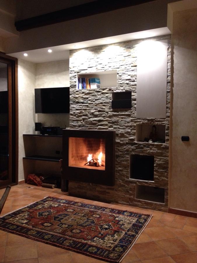 Pareti Con Pietre Interne: Pietre pareti pannelli migliori idee per la progettazione di casa.