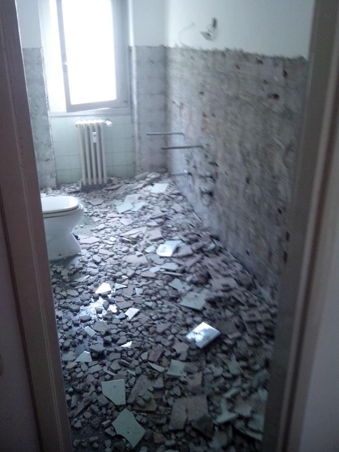 Foto: Demolizione Bagno di Leonardo #595407 - Habitissimo