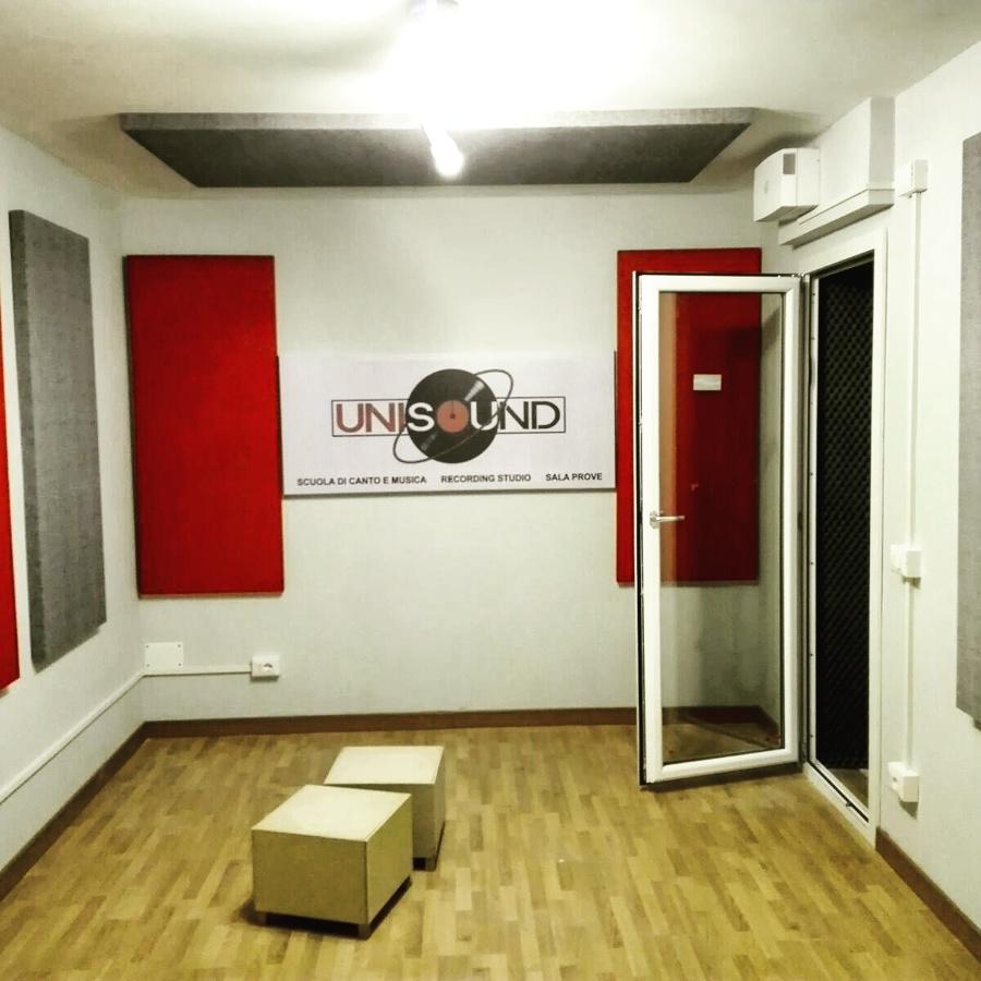 Foto sala prove box insonorizzato di stop sound 389229 - Insonorizzare porta ...