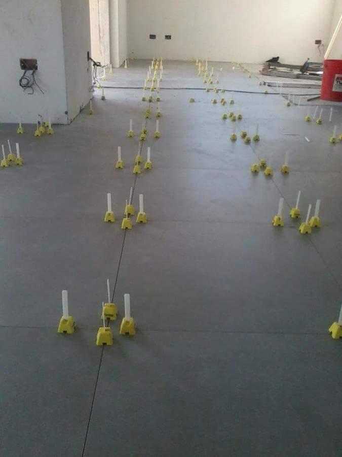 Foto sistema pavimentazione di costruzioni s r l - Piastrellisti a trieste ...