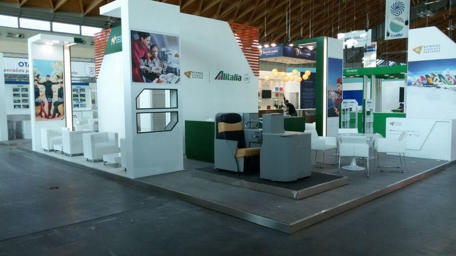 Stand Alitalia