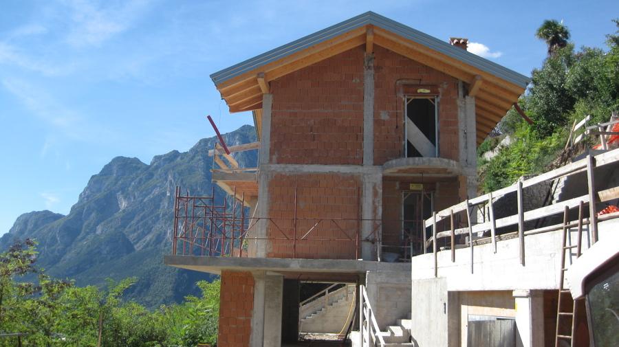 Foto costruzione casa civile di duebi srl 280009 for Piccoli piani di costruzione casa