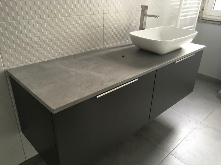 Rifacimento bagno e mobile su misura