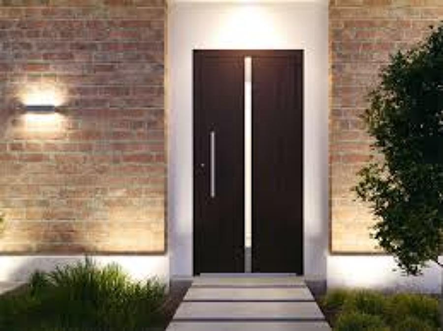 Foto portone blindato di c e bu srls 381527 habitissimo - Porte per casa moderna ...