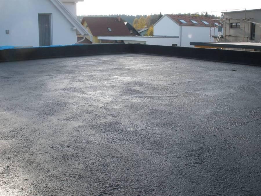 Foto: Impermeabilizzazione Terrazzo con doppio Strato Guaina ...