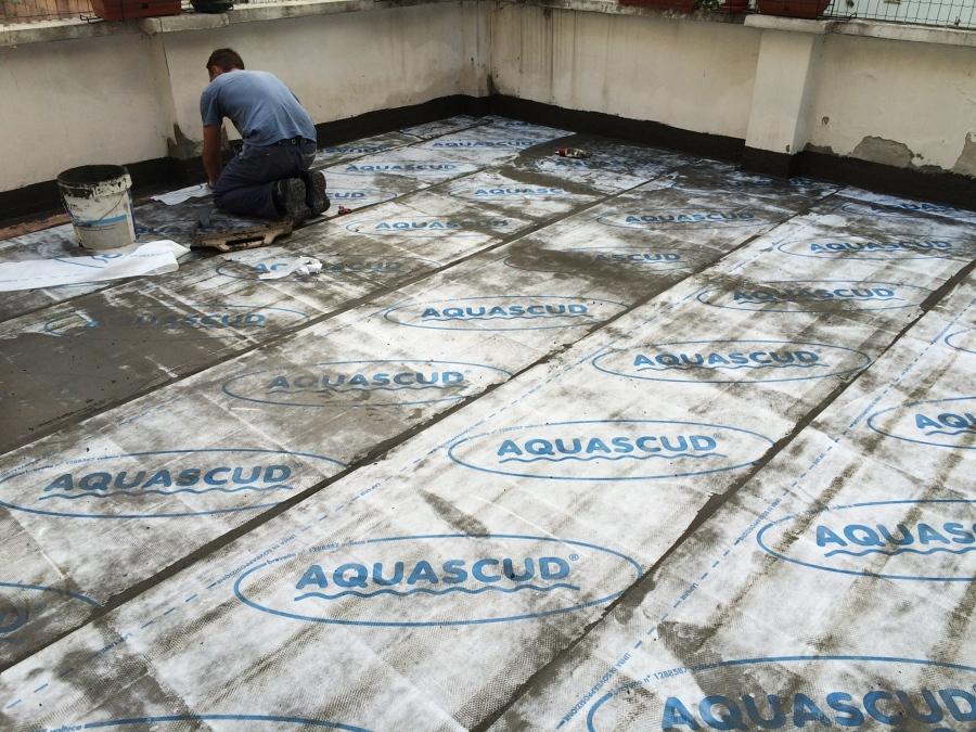 Foto: Impermeabilizzazione Terrazzo con Prodotti Volteco® di Edil ...