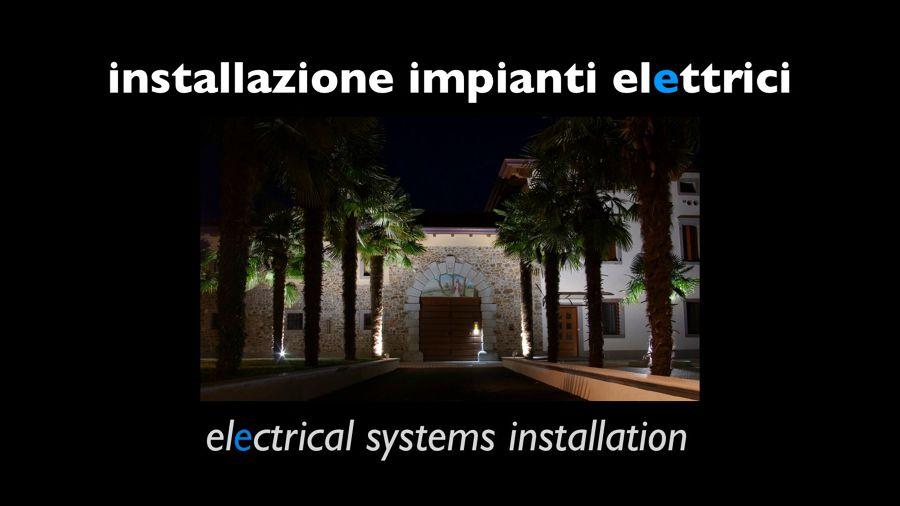 Impianti di illuminazione per esterno