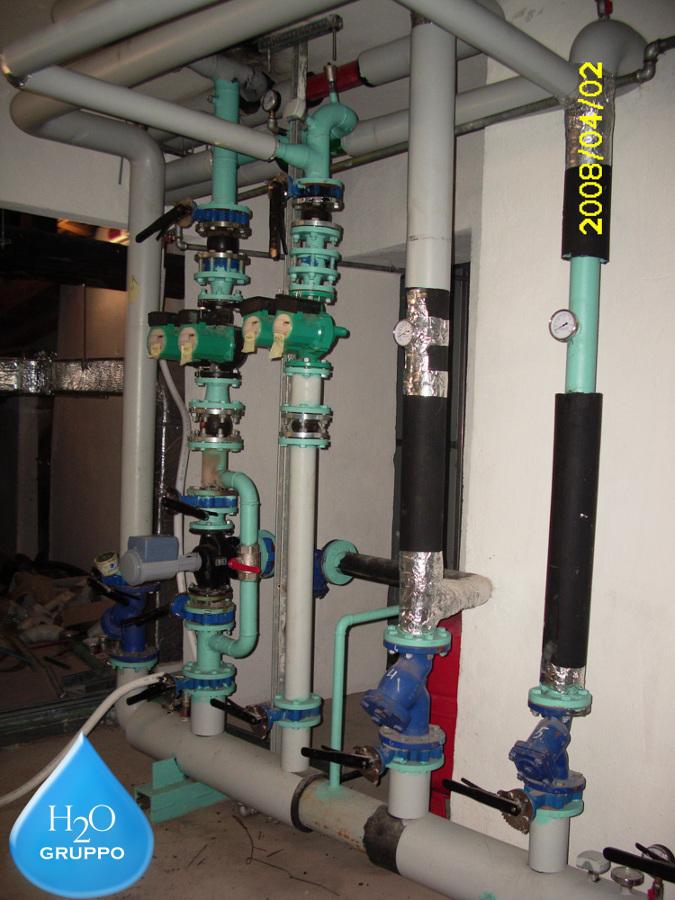 Impianti di riscaldamento e condizionamento Barolo (CU)