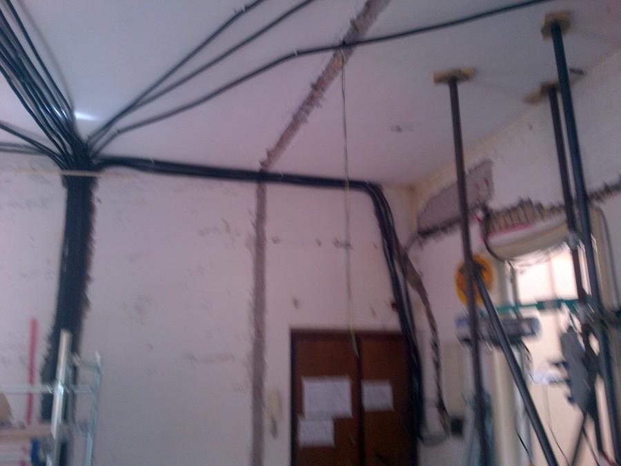 Foto impianti elettrici di edil impianti sas 93747 - Impianto tv casa ...