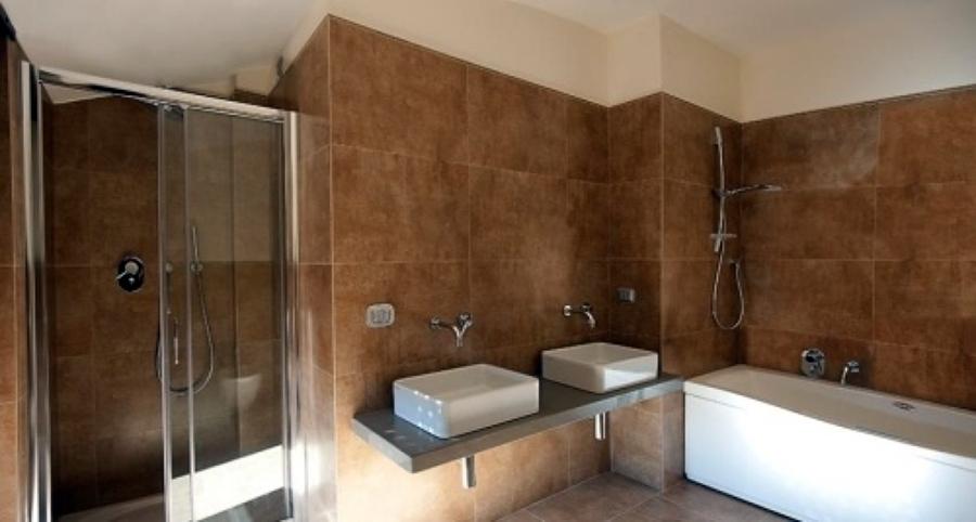 foto impianti igienico sanitari residence maison du parc