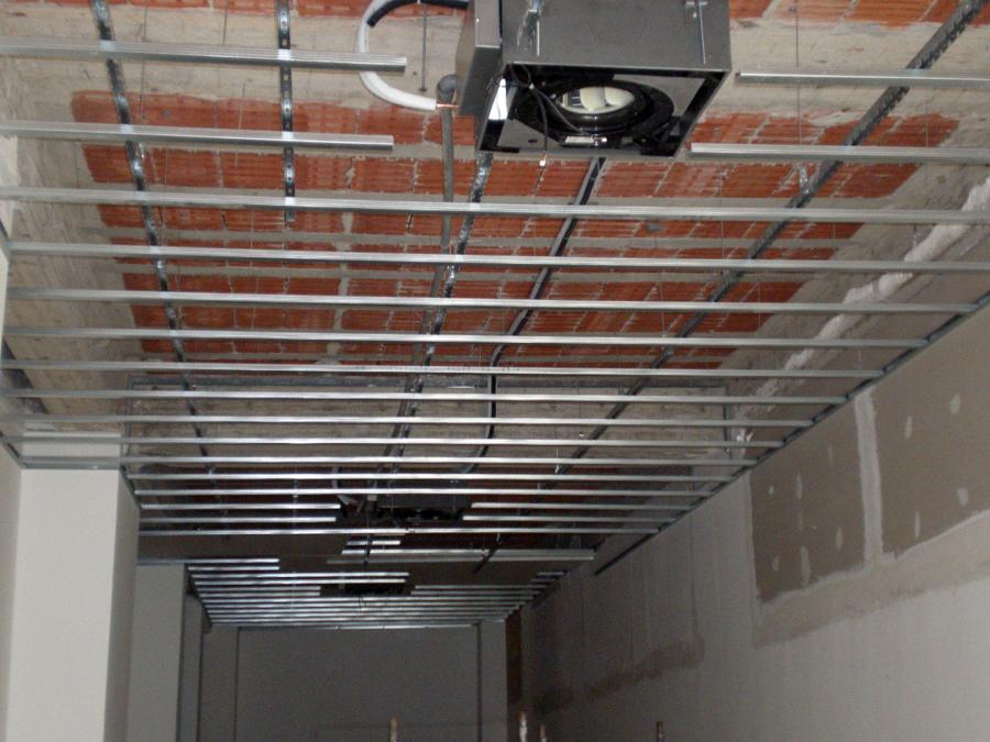 Foto impianto di climatizzazione a cassetta de iuk for Impianto climatizzazione