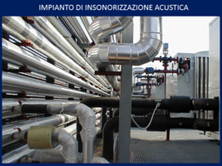 Foto impianto di climatizzazione di pm free di g for Impianto climatizzazione