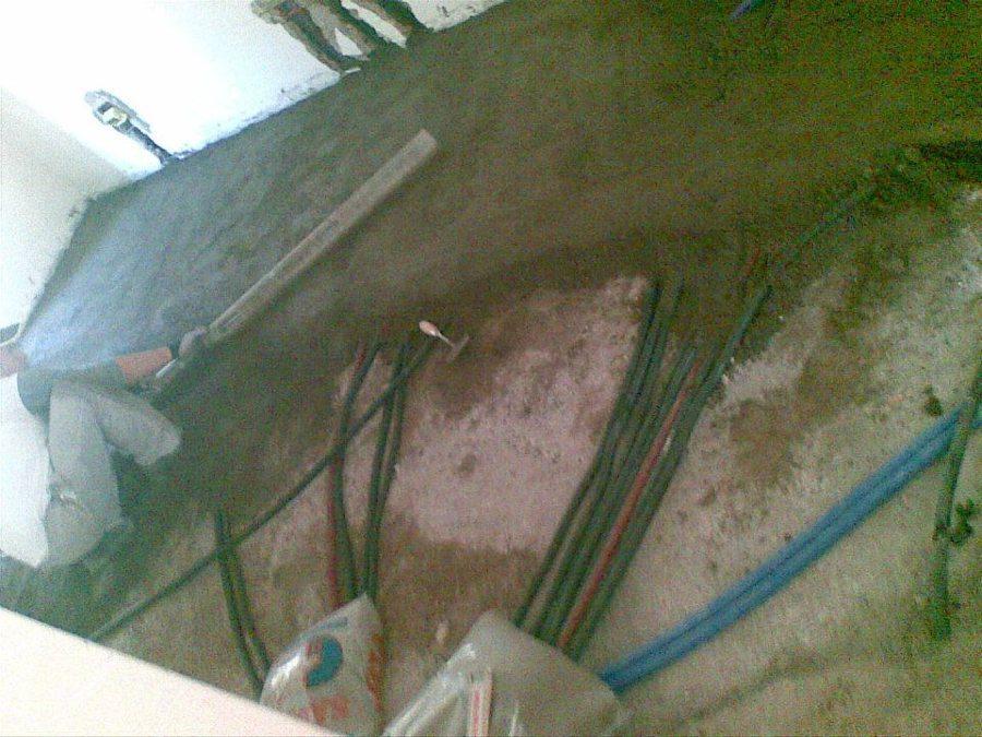 Foto impianto elettrico di linea casa di funari david - Messa a terra impianto elettrico casa ...
