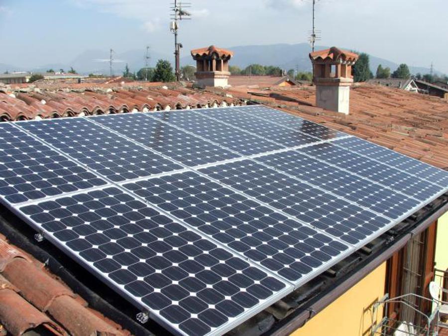 Foto impianto fotovoltaico san marcellino ce di - San marcellino piscina ...