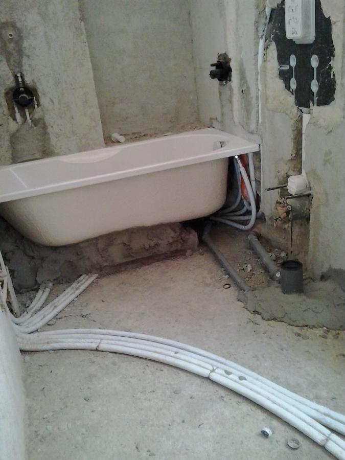 Foto impianto idraulico bagno di geom sergio barone - Impianto idraulico bagno ...
