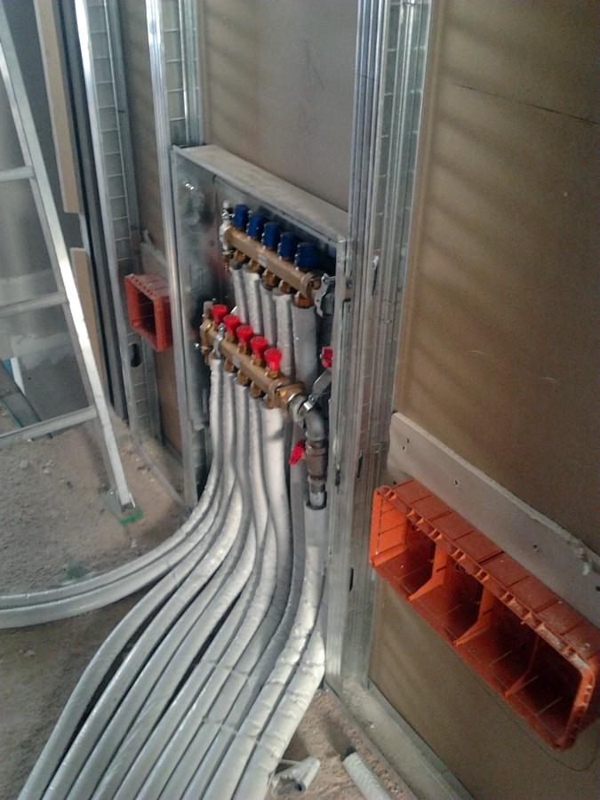 Foto: Impianto Idraulico Sanitario di Pesenti Impianti #101185 - Habitissimo
