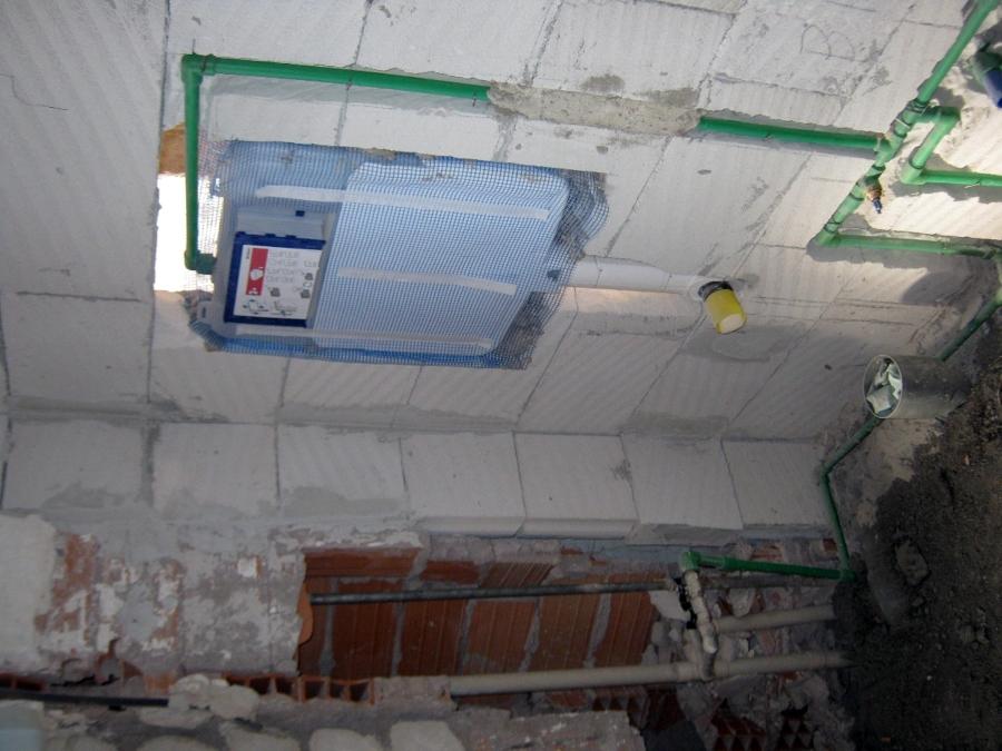 Foto impianto idraulico di linea casa di funari david - Impianto idraulico casa ...