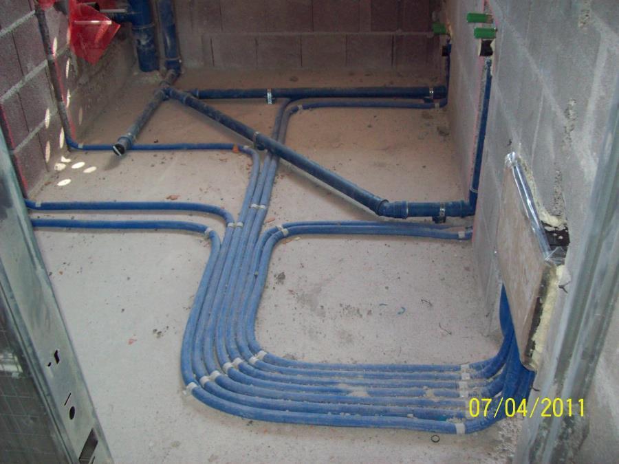 Foto impianto idraulico di edil cos 212330 habitissimo - Impianto idraulico casa ...