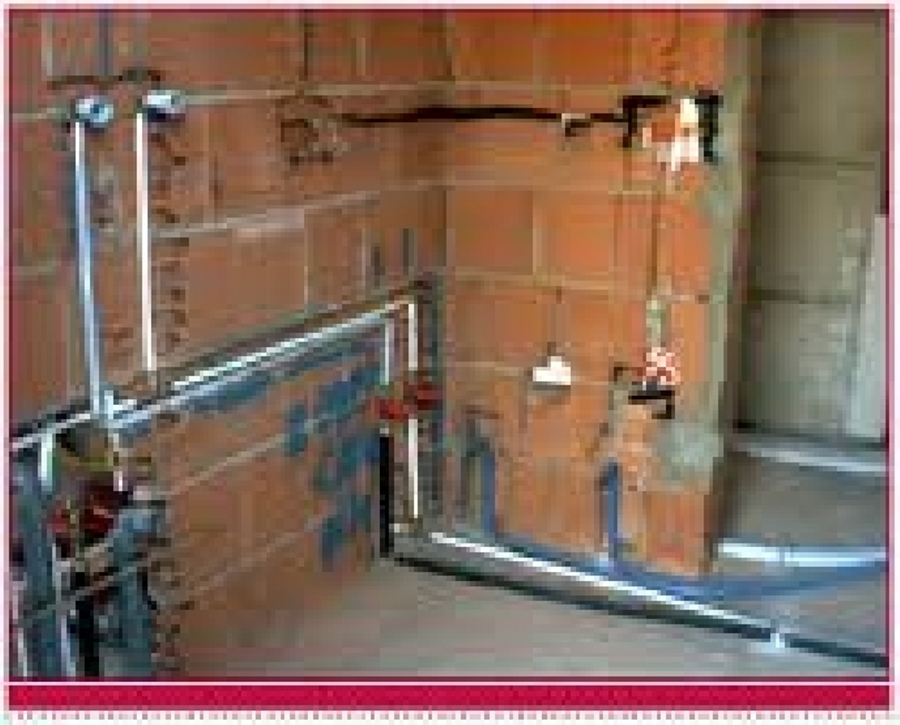 Foto impianto idraulico di ristrutturazioni bagno bologna for Scaldabagno idraulico con pex