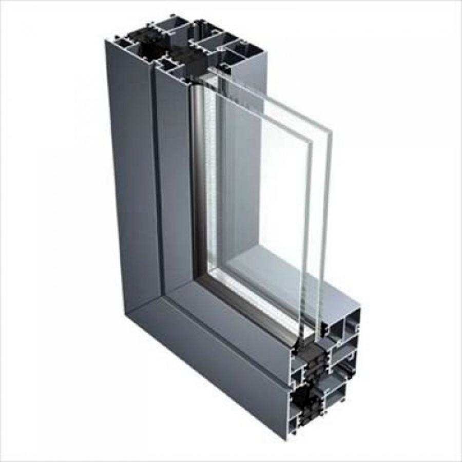 Foto infissi finestre porte finestre di vetreria roma for Infissi finestre