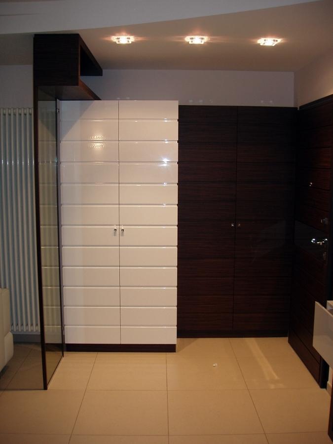 foto ingresso cappottiera di wood project arredamenti di
