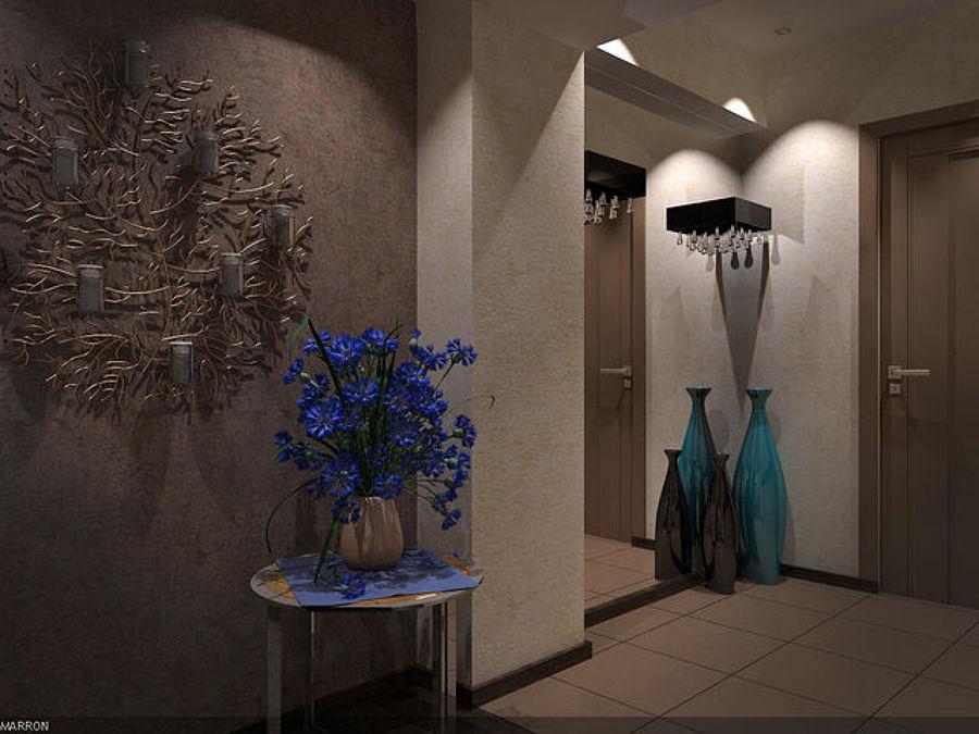 ingresso con cartongesso : Foto: Ingresso con Finiture In Cartongesso di Style House ...