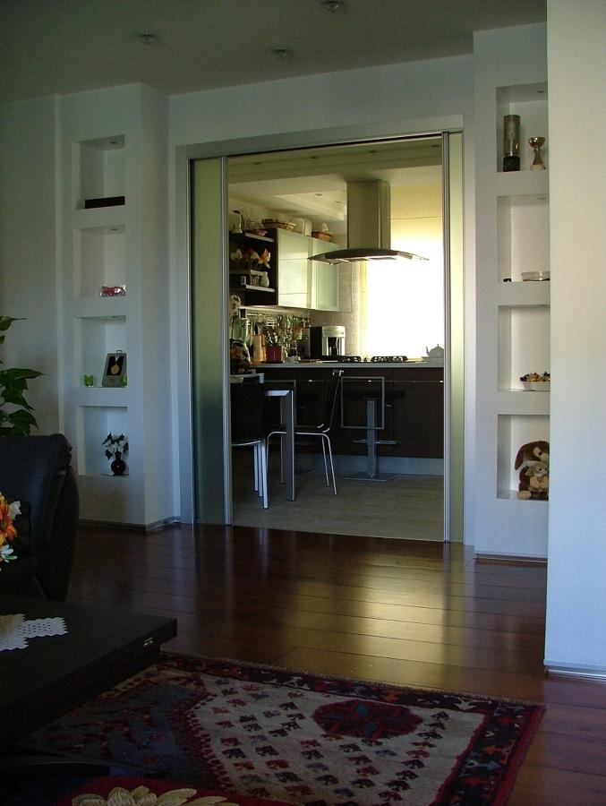 -Ingresso soggiorno cucina-