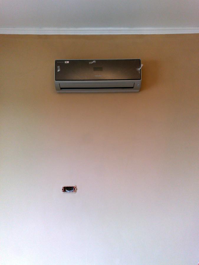 Installazione impianto di condizionamento