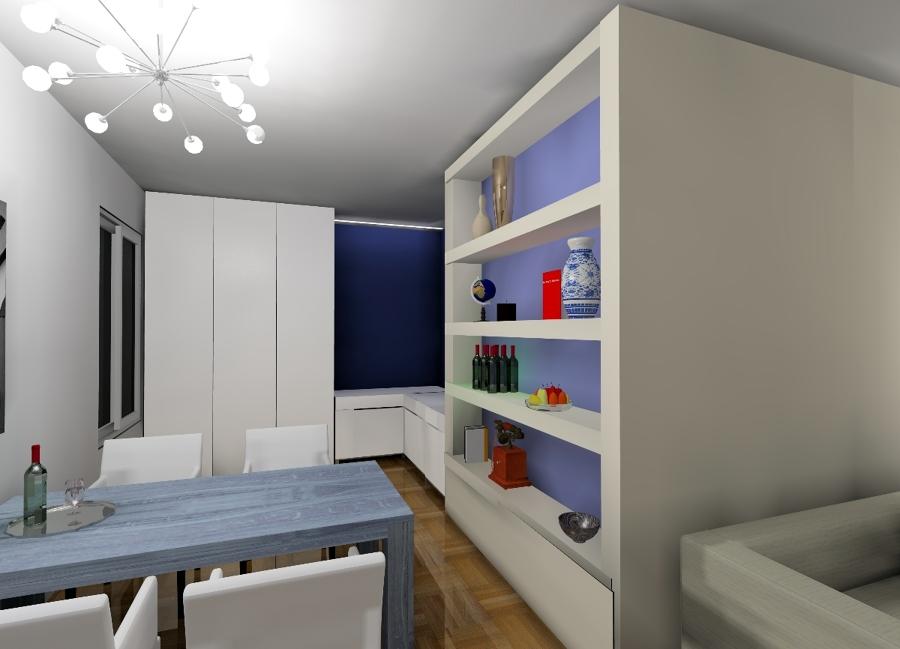 Foto interni roma di massimo valli architetto 50818 for Architetto di interni roma