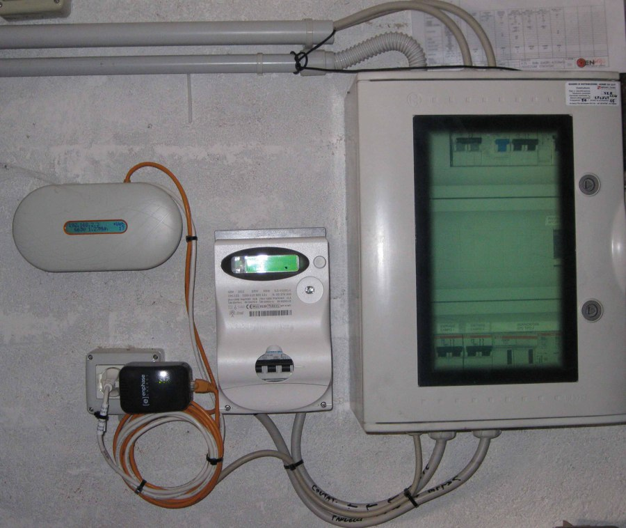 interno con microinverters