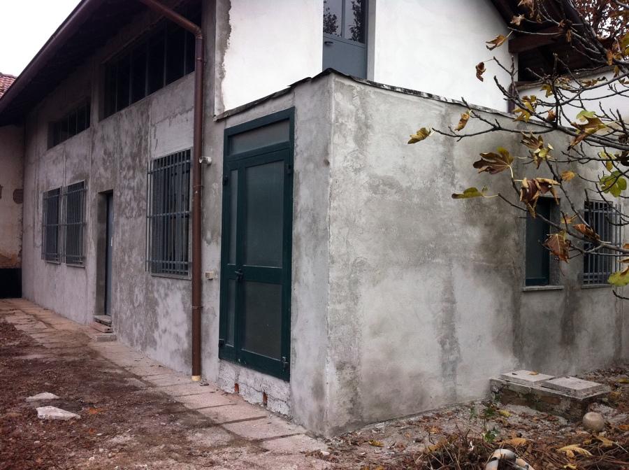 Foto intonaco esterno de 59280 habitissimo for Intonaco rustico
