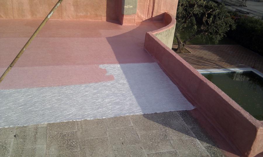 Casa immobiliare accessori isolamento terrazzo - Impermeabilizzare il terrazzo ...