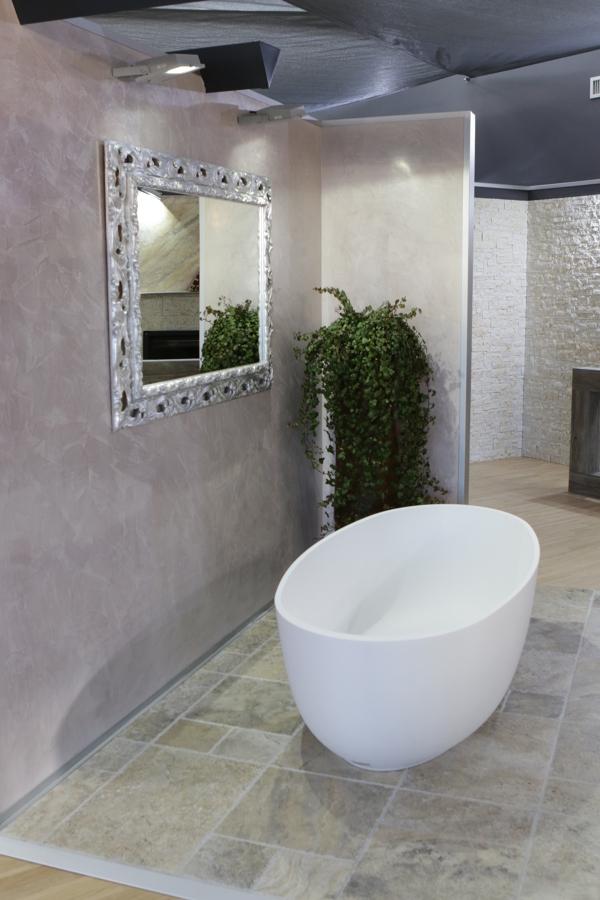 Foto vasca da bagno ovale de allecta casa 281559 - Foto vasca da bagno ...