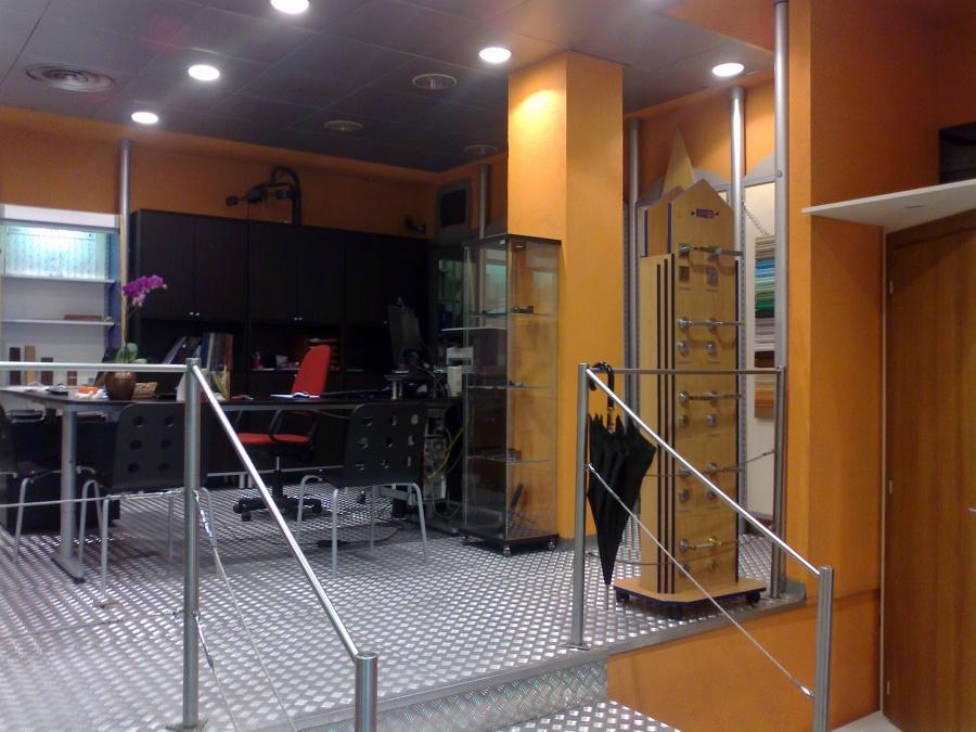 La nostra show room