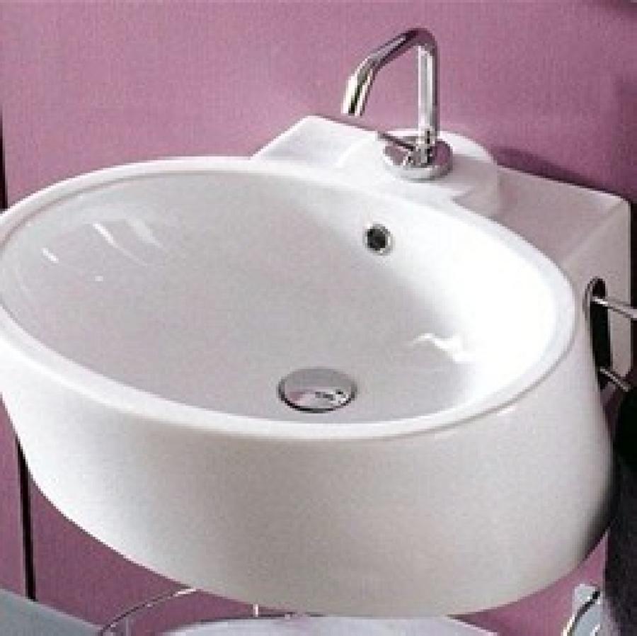 foto: lavabo wind vitruvit - www.enjoycasa.it arredo bagno di ... - Negozi Di Arredo Bagno A Siracusa