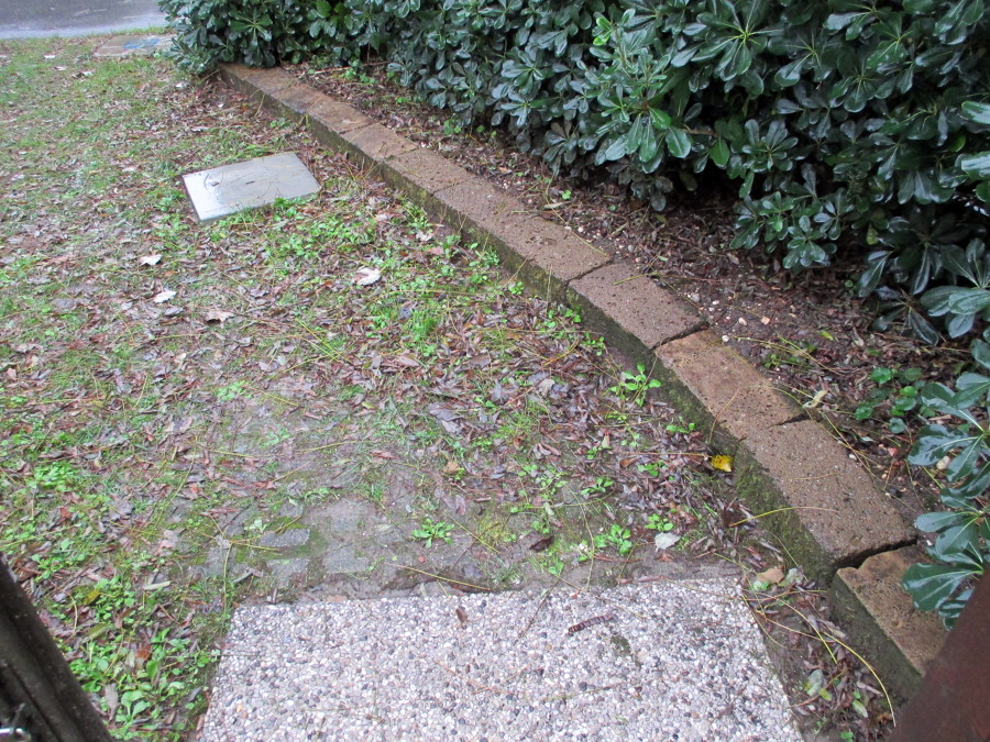 Foto lavaggio mattoni in tufo di idrowash 147004 habitissimo - Mattoni per giardino ...