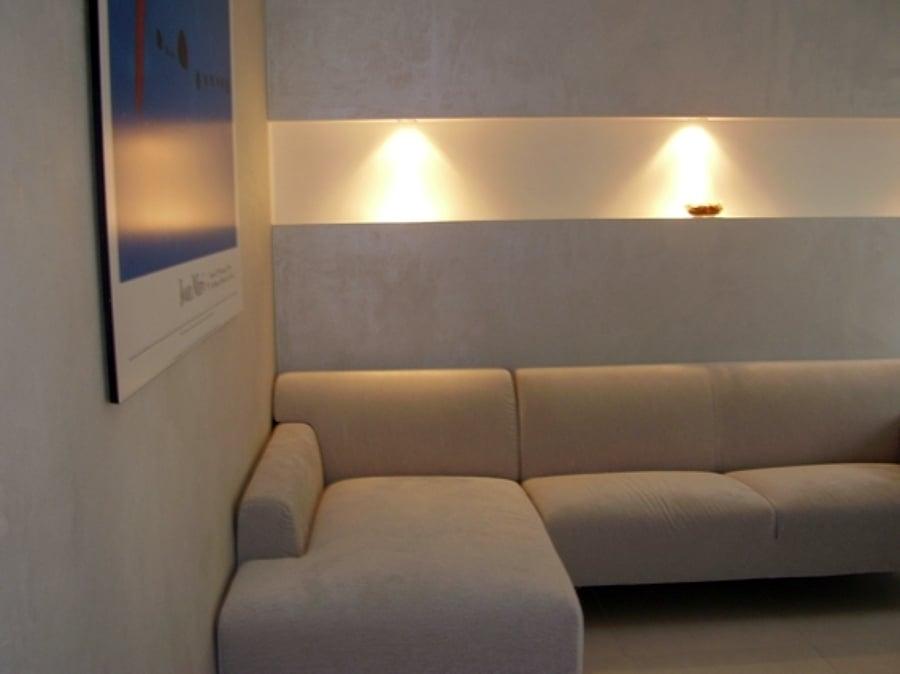 Foto lavorazione cartongesso con illuminazione da incasso - Camere da letto in cartongesso ...